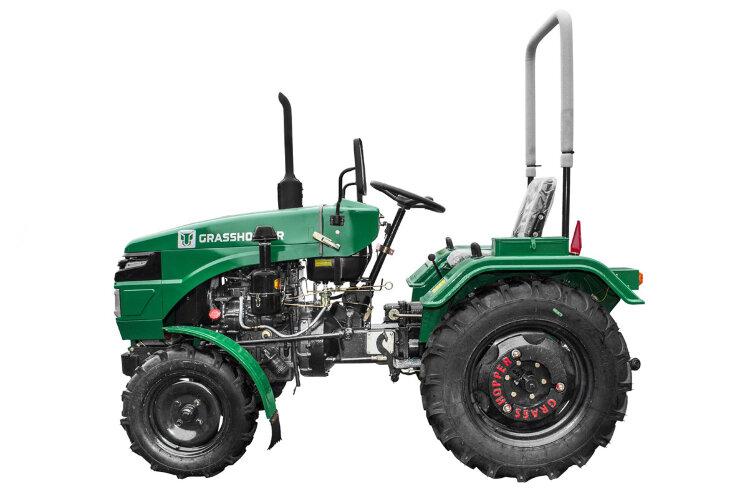 Минитрактор GRASSHOPPER GH220 22 л.с.