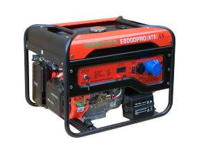 Бензиновый генератор с автозапуском Greenfield E8000PRO ATS