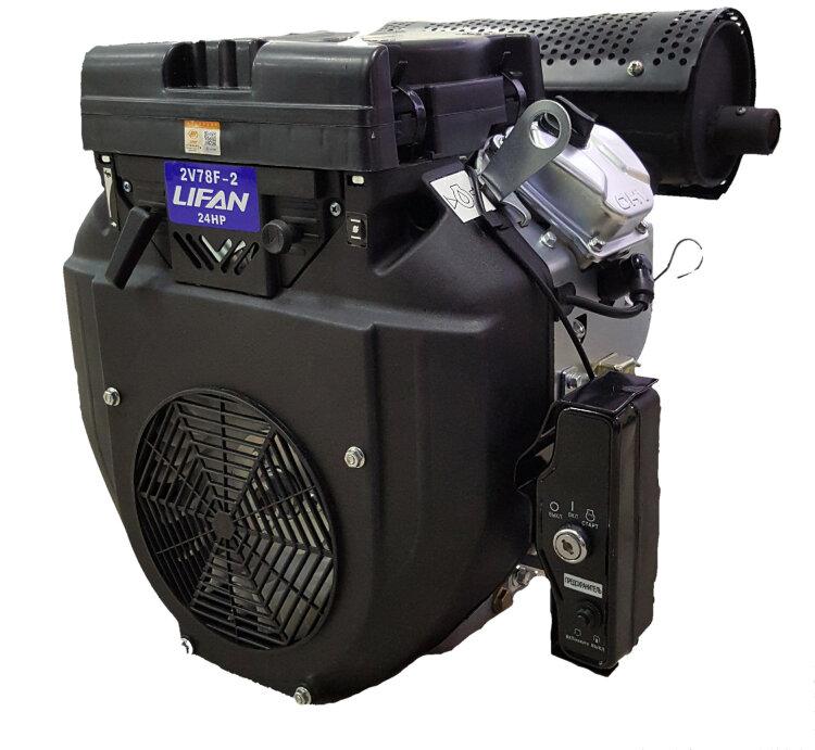 Двигатель Lifan 2v78F