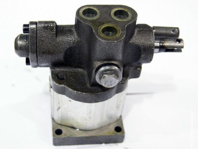 Гидравлический насос для мини трактора Garden scout T12(M) - Т24