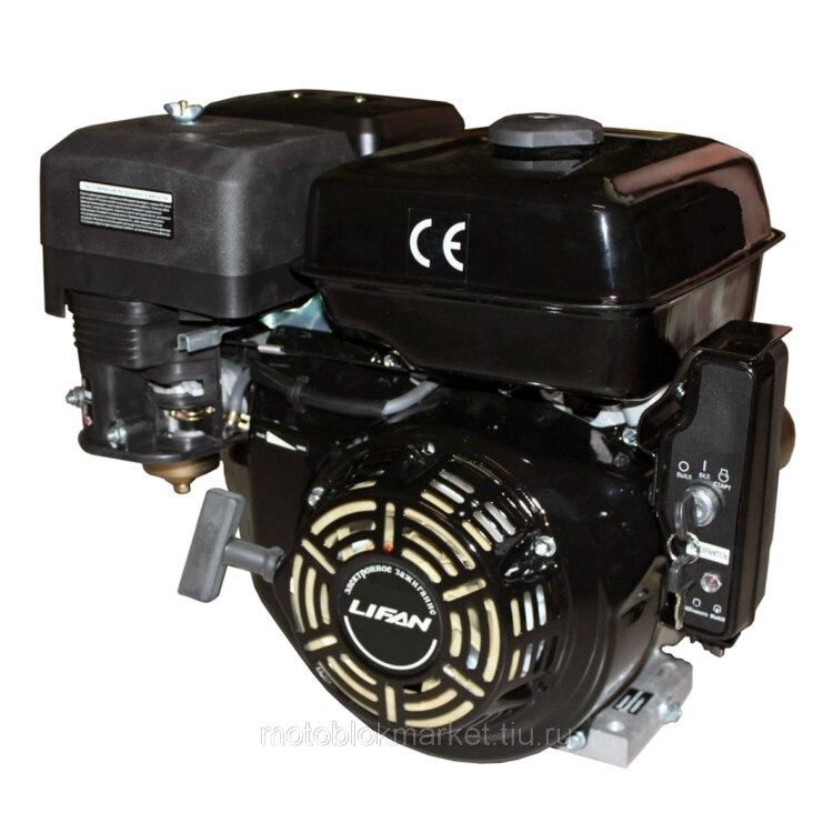 Двигатель Lifan 168F-2D с электростартером с доставкой от motoblokmarket.ru