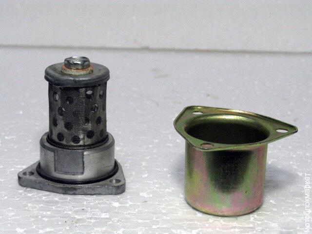 Фильтр масляный CR-M8