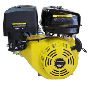 Двигатель бензиновый Champion G390F 13 л. с.