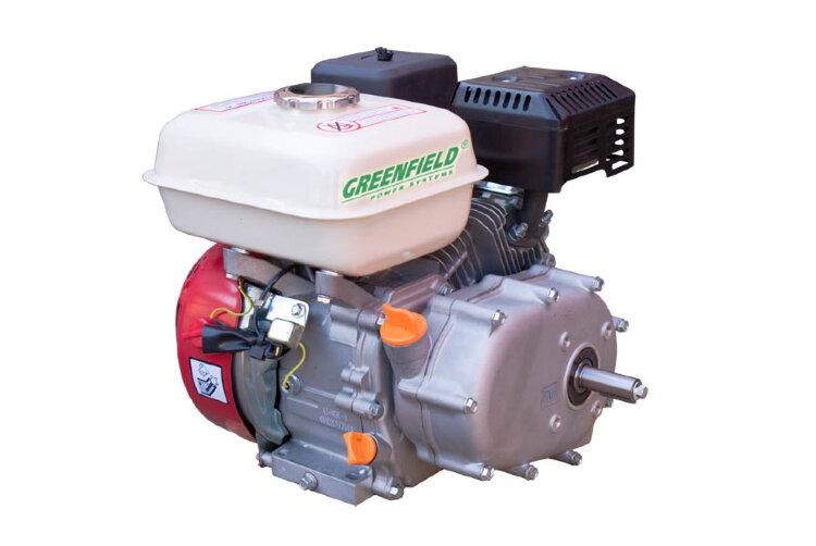 Двигатель с редуктором и электростартером GF 168 FE R1 6,5 л.с.