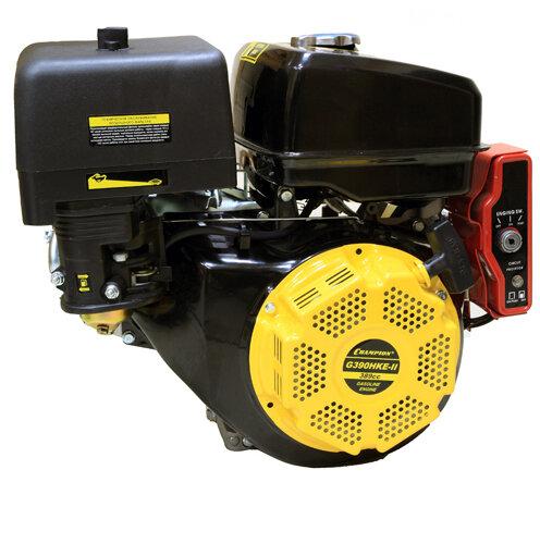 Двигатель Champion G390F с электростартером с доставкой от motoblokmarket.ru