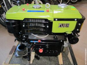 Дизельный двигатель водяного охлаждения 190E 10 л.с.