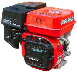 Двигатель GREEN FIELD PRO-5.5HP GX160