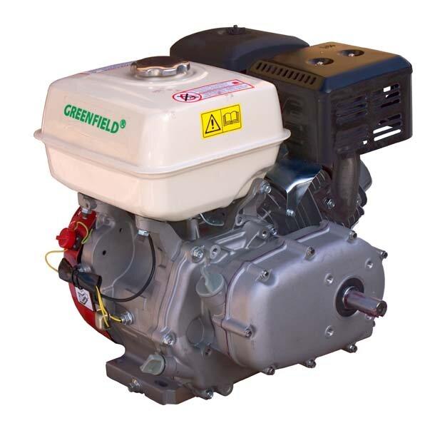Двигатель с редуктором Weima WM 188 F-R (GX390) для снегоходов