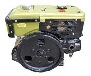 Дизельный двигатель водяного охлаждения 180E 8 л.с. с электростартером