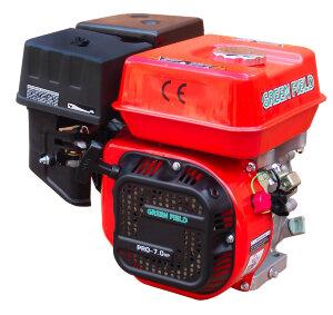 Двигатель GREEN FIELD PRO 7.0 HP GX 210