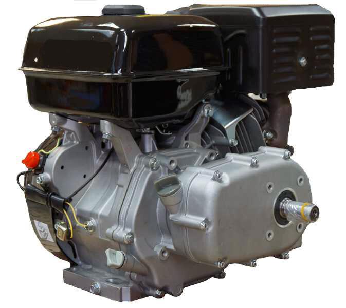 Двигатель LIFAN 8.0 л.с. с понижающим редуктором с центробежным сцеплением для снегохода
