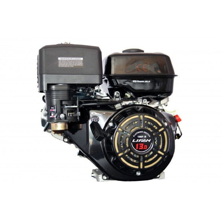 Двигатель LIFAN 13 л.с. с понижающим редуктором