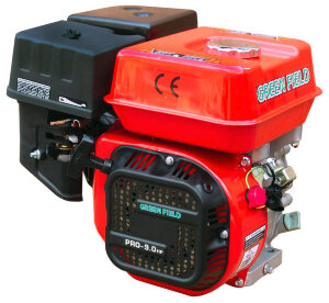 Двигатель Greenfield PRO 9.0 HP (GX270)