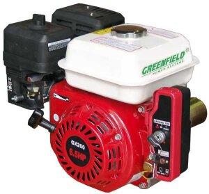 Двигатель с электростартером  WEIMA WM 168FZ 1 6,5 л.с.