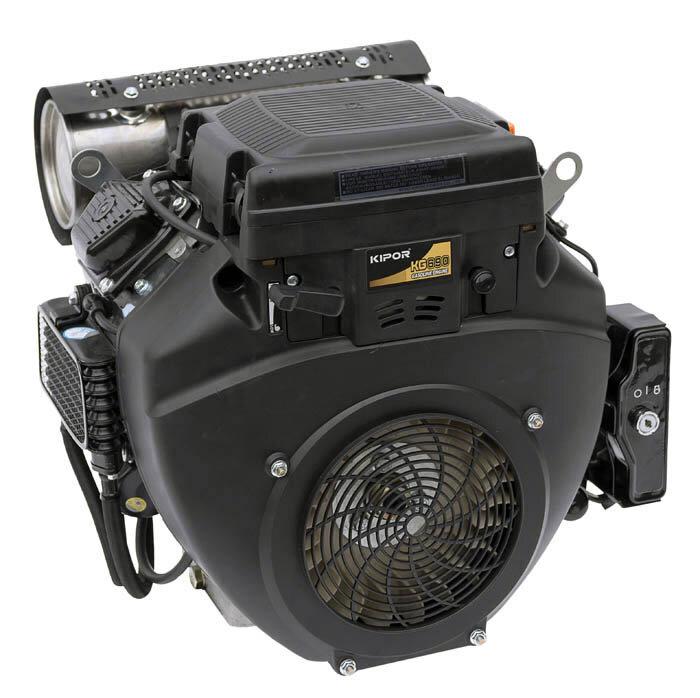 2-х цилиндровый двигатель GF-690 (20 л. с.) для минитрактора