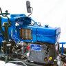 Минитрактор Скаут T-18 с почвофрезой с новым двигателем