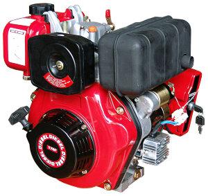 Дизельный двигатель WEIMA WM 170 FE