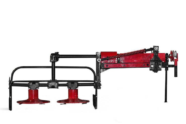 Косилка роторная для минитрактора задняя