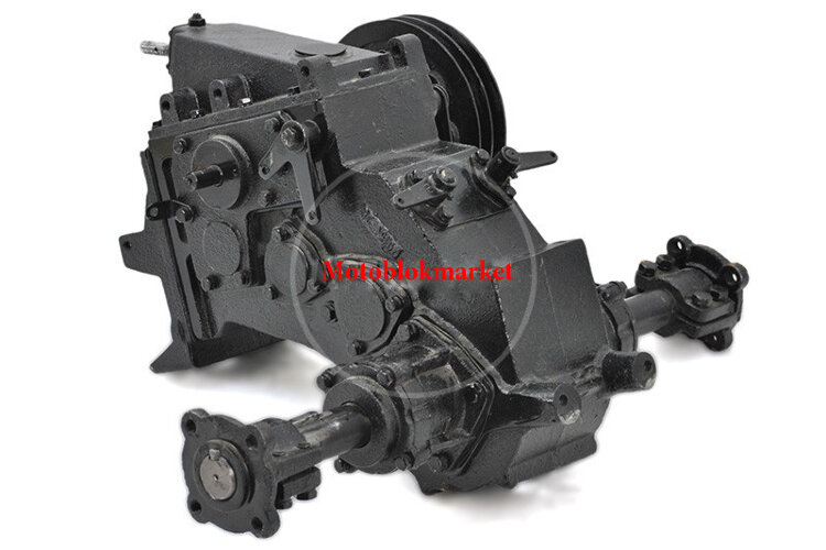 Редуктор коробки передач на мотоблок Crosser CR-М8,10,12