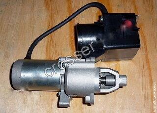Стартер электрический для снегоуборщика crosser CR-SN-6