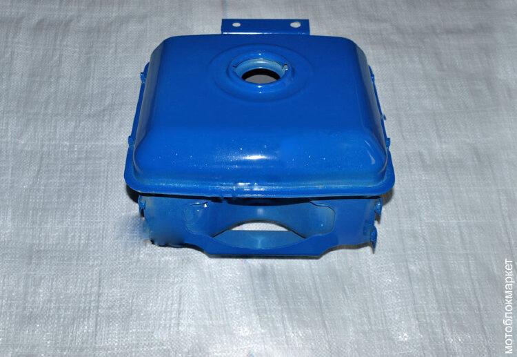 Топливный бак для дизельного мотоблока