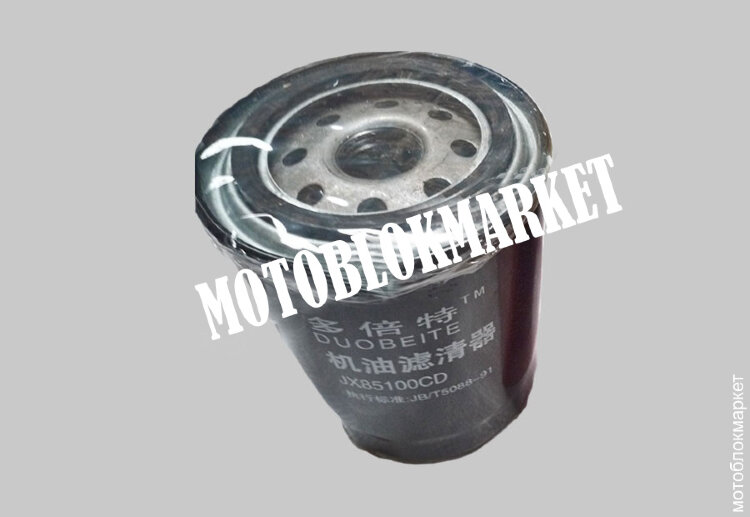 Фильтр масляный D-23mm DongFeng 354/404/504 (JX85100C)