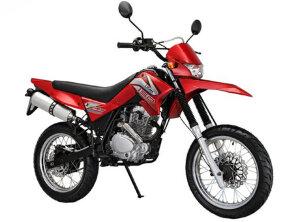 Мотоцикл Lifan LF200GY 3B