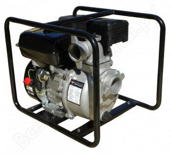 Бензиновая мотопомпа Lifan (ВЫМПЕЛ БМ25Д50) для чистой воды
