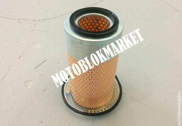 Элемент воздушного фильтра нов образца (K1122A) Foton 244, Jinma 244/264 (TE250.11F.1-05)