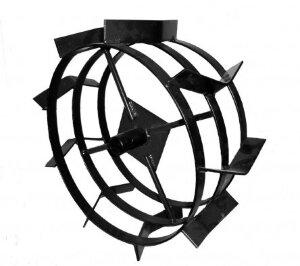 Колеса с грунтозацепами для мотоблоков (2 шт. )