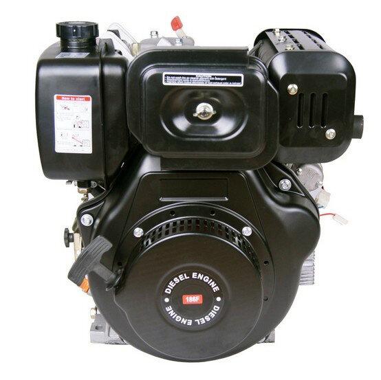 Дизельный двигатель LIFAN 188 FD